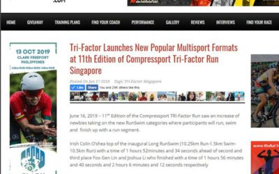 TRI-Factor Launches New Popular Multisport Formats…