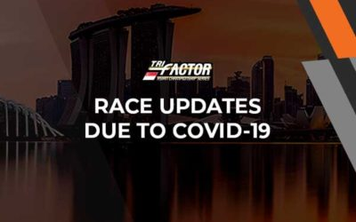 Covid-19 Trifactor Race Updates